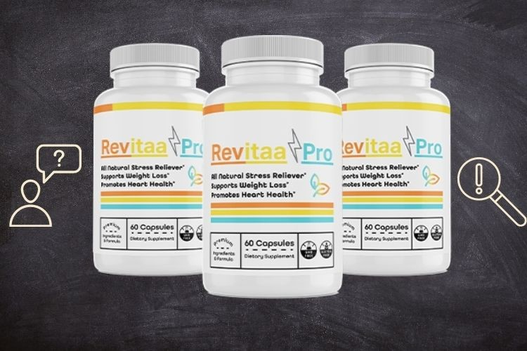With the reduction in stress and hunger, trust revitaa pro reviews