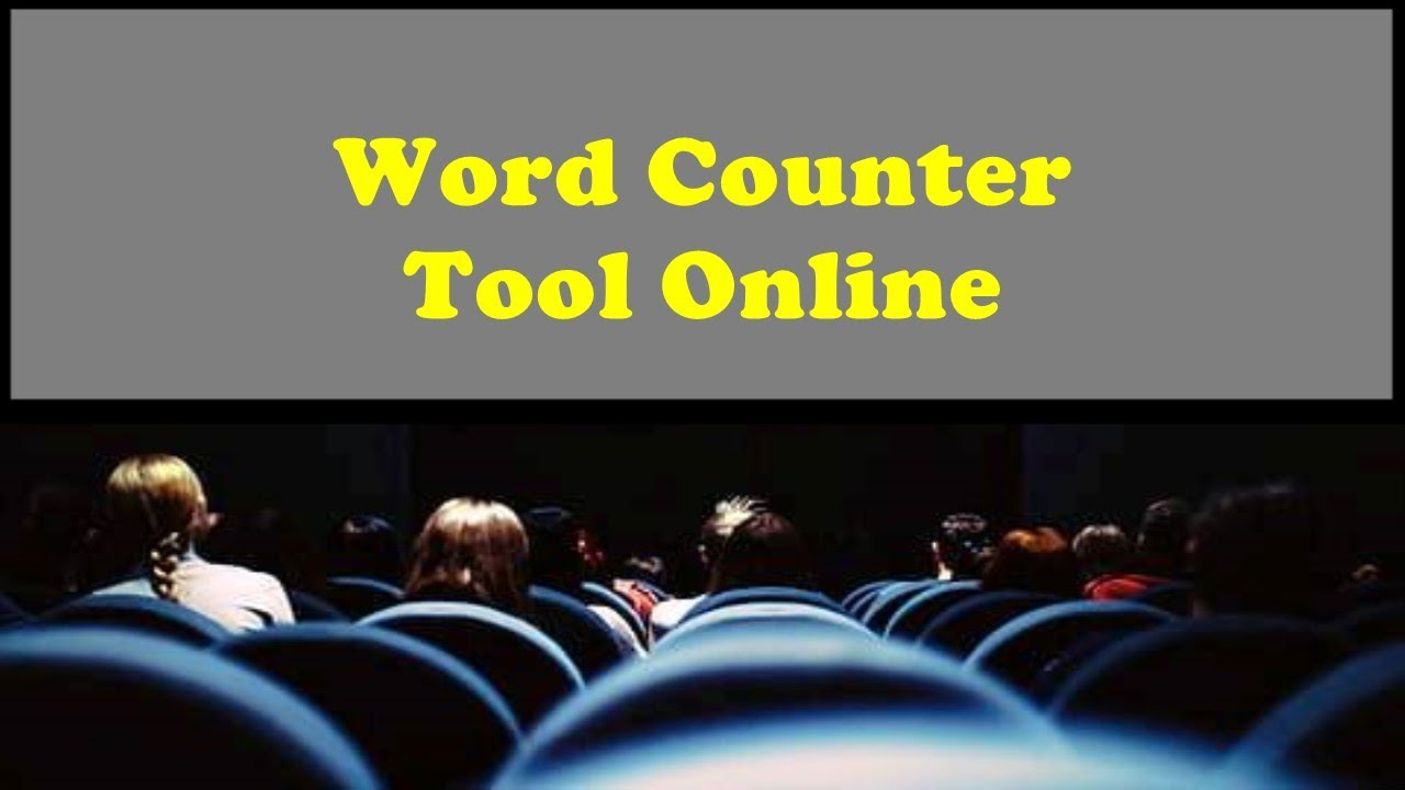 Free Word Counter: What Everyone Must Know About?